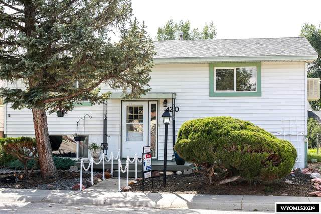420 Big Horn, Evansville, WY 82636 (MLS #20214978) :: RE/MAX The Group