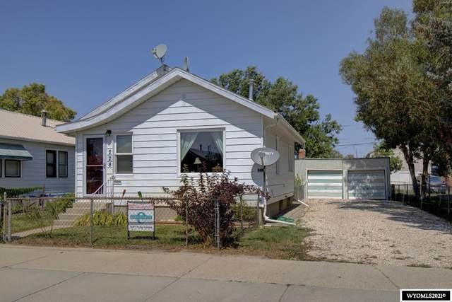 228 E G Street, Casper, WY 82601 (MLS #20215073) :: RE/MAX The Group