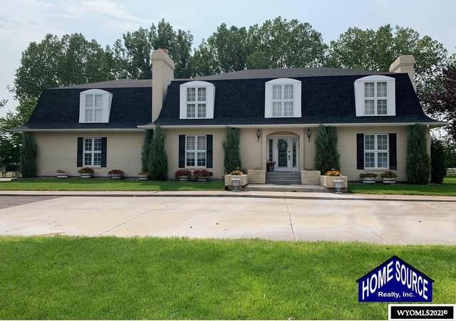 460 Fairway Drive, Riverton, WY 82501 (MLS #20215113) :: RE/MAX Horizon Realty
