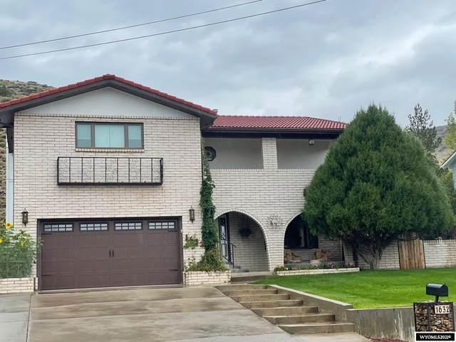1632 Oregon, Rawlins, WY 82301 (MLS #20215146) :: Real Estate Leaders