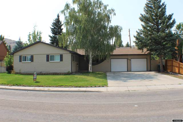 760 Stephens Street, Green River, WY 82935 (MLS #20215185) :: Lisa Burridge & Associates Real Estate
