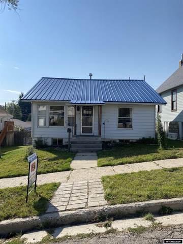 514 Sapphire Street, Kemmerer, WY 83101 (MLS #20215324) :: Real Estate Leaders