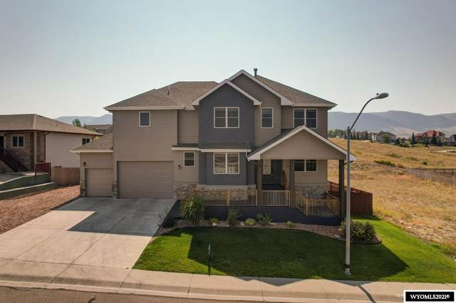 1031 Goodstein Dr, Casper, WY 82601 (MLS #20215336) :: RE/MAX The Group