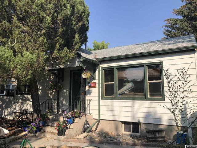 515 N First Street, Riverton, WY 82501 (MLS #20215391) :: Lisa Burridge & Associates Real Estate