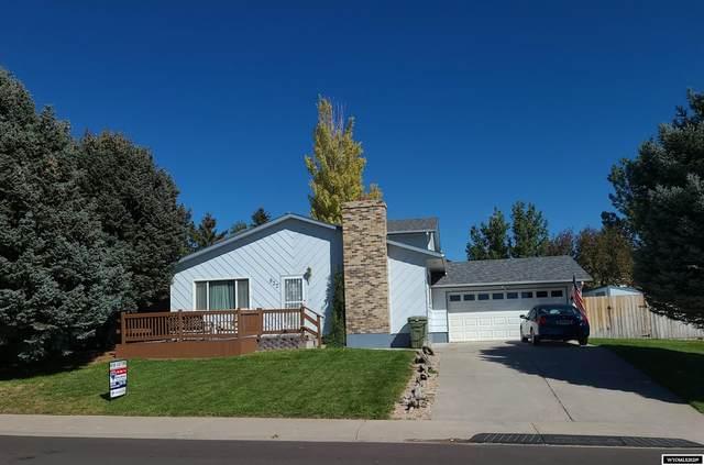 932 Shoshone Drive, Douglas, WY 82633 (MLS #20215408) :: RE/MAX Horizon Realty