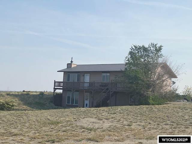 30 Tunnel Hill, Pavillion, WY 82523 (MLS #20215444) :: RE/MAX Horizon Realty