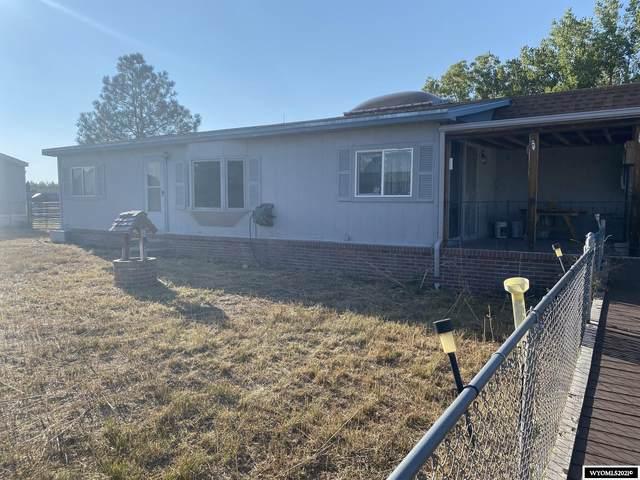 16 Ramseier Loop, Douglas, WY 82633 (MLS #20215460) :: Lisa Burridge & Associates Real Estate