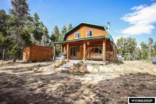 2420 Feldspar, Casper, WY 82601 (MLS #20215516) :: Real Estate Leaders