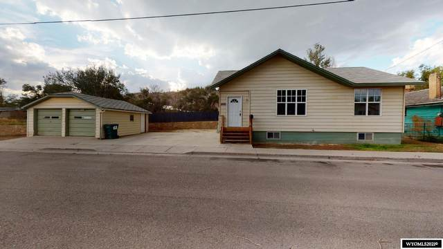 830 West Street, Rock Springs, WY 82901 (MLS #20215535) :: Real Estate Leaders