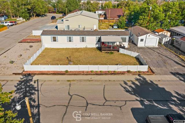 615 S 6th Avenue, Mills, WY 82644 (MLS #20215563) :: Broker One Real Estate
