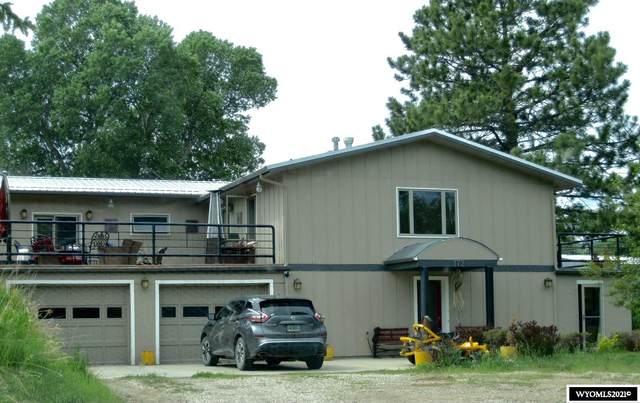 172 Upper Clear Creek Road, Buffalo, WY 82834 (MLS #20215589) :: RE/MAX Horizon Realty