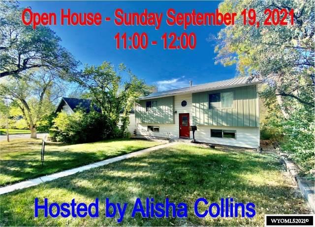 612 E 12th Street, Casper, WY 82601 (MLS #20215608) :: Lisa Burridge & Associates Real Estate