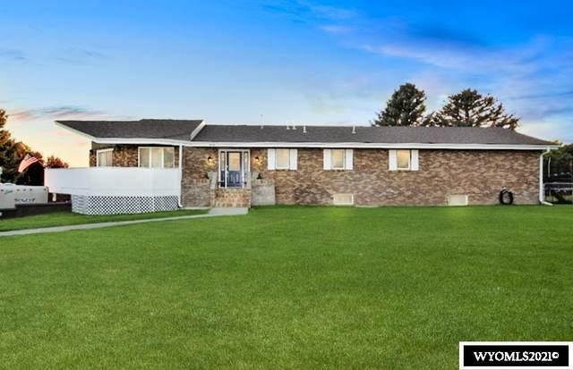 900 Freimuth Avenue, Lingle, WY 82223 (MLS #20215630) :: Lisa Burridge & Associates Real Estate