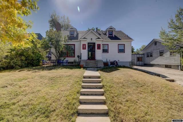 623 E 13th Street, Casper, WY 82601 (MLS #20215678) :: RE/MAX Horizon Realty