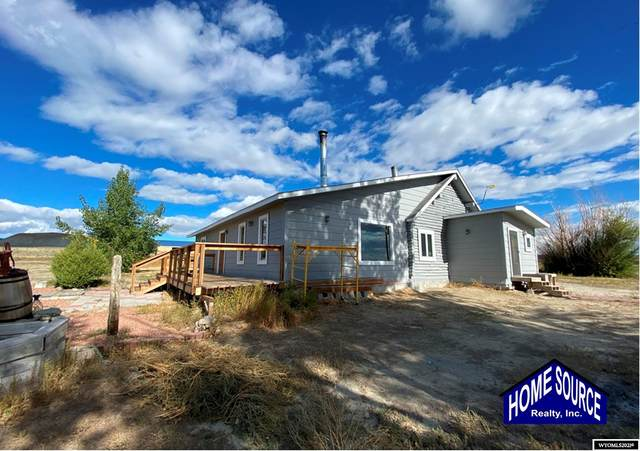 495 Paradise Valley Road, Riverton, WY 82501 (MLS #20215689) :: RE/MAX The Group