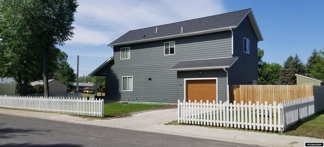 802 N First, Riverton, WY 82501 (MLS #20215700) :: RE/MAX The Group