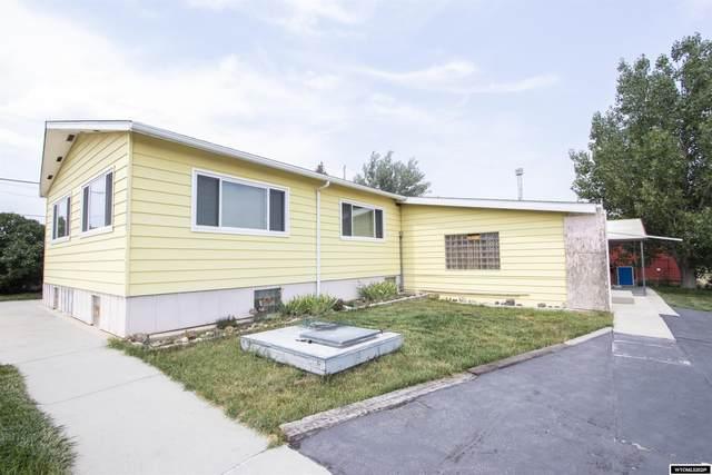 4081 Swingle Acres Road, Casper, WY 82604 (MLS #20215703) :: Real Estate Leaders