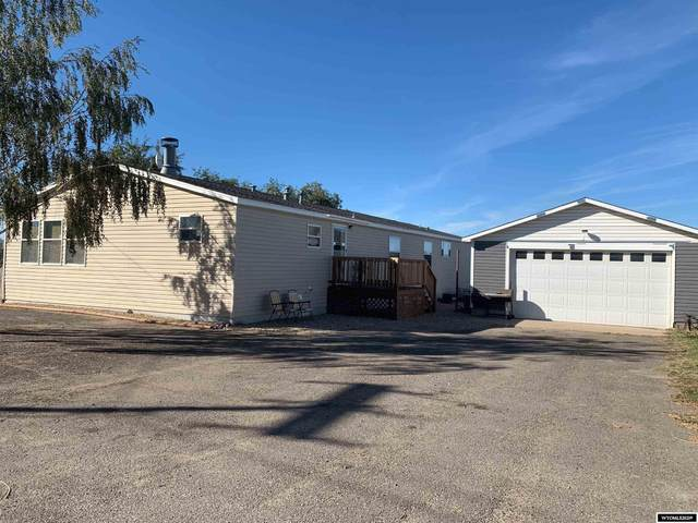406 20th Street, Wheatland, WY 82201 (MLS #20215727) :: RE/MAX The Group