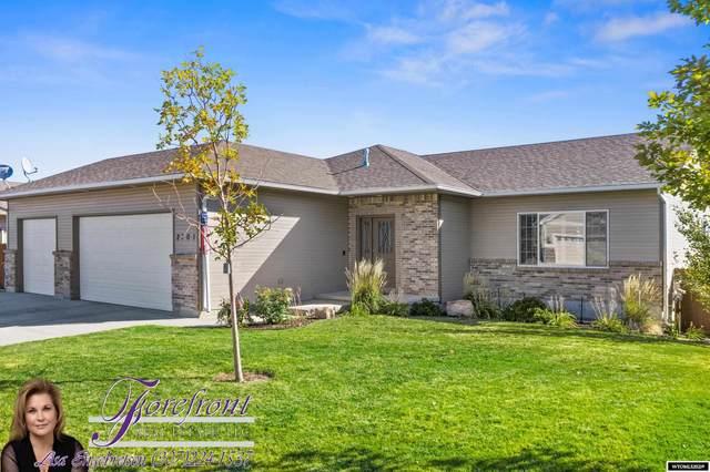 2701 Sagewood Avenue, Casper, WY 82601 (MLS #20215747) :: Real Estate Leaders