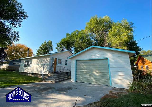 116 W Bell Avenue, Riverton, WY 82501 (MLS #20215888) :: RE/MAX The Group
