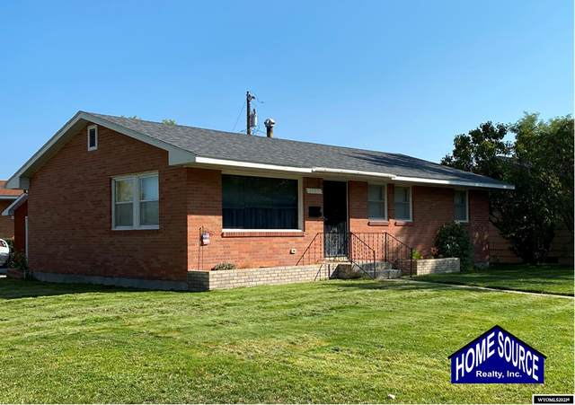 1127 Westwood Drive, Riverton, WY 82501 (MLS #20215908) :: RE/MAX The Group