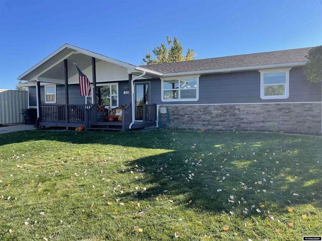 1135 Riverbend Dr, Douglas, WY 82633 (MLS #20216028) :: RE/MAX The Group