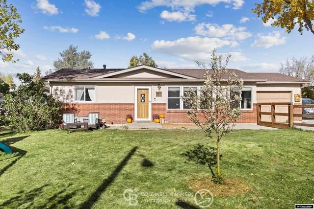171 Valley Drive, Casper, WY 82604 (MLS #20216053) :: RE/MAX Horizon Realty