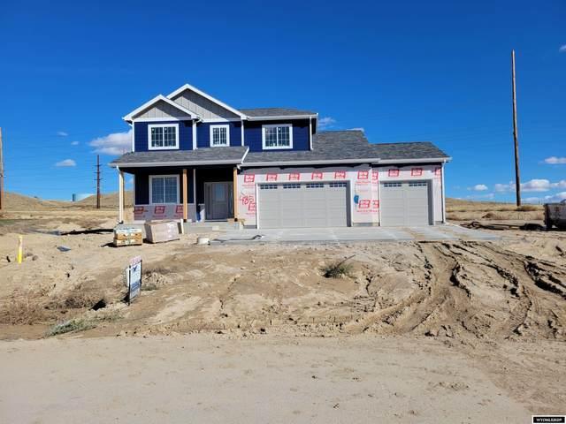 485 West View Way, Mills, WY 82604 (MLS #20216109) :: RE/MAX Horizon Realty