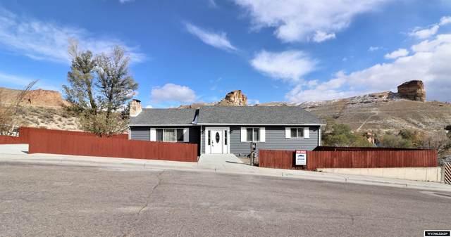 540 Hillcrest Way, Green River, WY 82901 (MLS #20216124) :: Lisa Burridge & Associates Real Estate