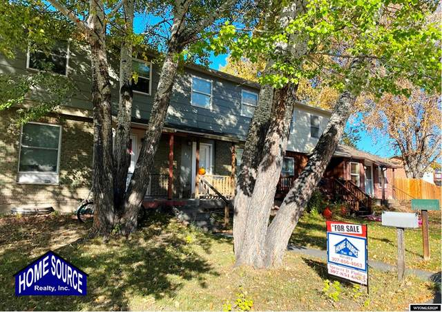 820 Mary Anne Drive, Riverton, WY 82501 (MLS #20216197) :: RE/MAX The Group