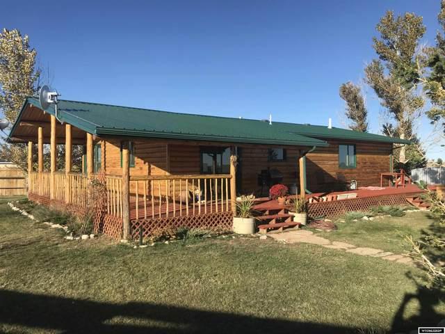23 Pioneer Road, Buffalo, WY 82834 (MLS #20216202) :: Broker One Real Estate