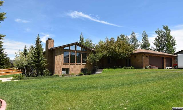 224 Washakie, Evanston, WY 82930 (MLS #20216203) :: RE/MAX The Group