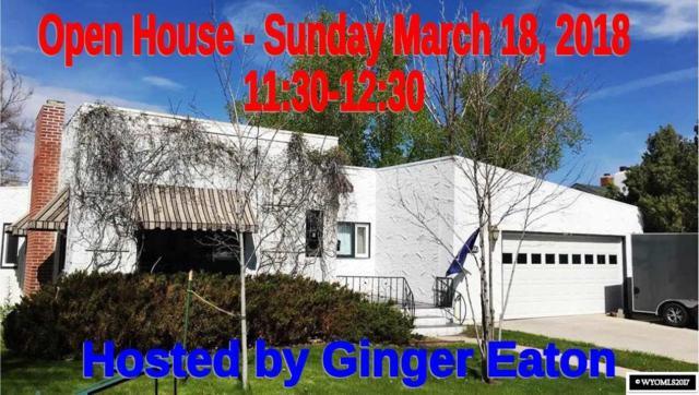 1522 S Elm Street, Casper, WY 82601 (MLS #20172371) :: Lisa Burridge & Associates Real Estate