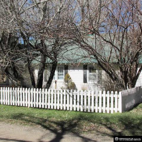 205 Cedar, Elk Mountain, WY 82324 (MLS #20152183) :: Lisa Burridge & Associates Real Estate