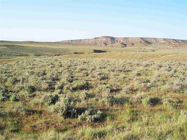 Lot 16 Sage Valley Subdivision, Thermopolis, WY 82443 (MLS #20152537) :: RE/MAX The Group