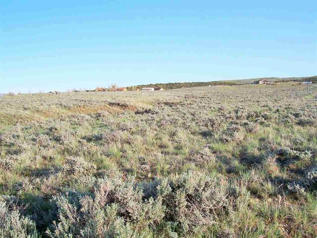 Lot 24 Sage Valley Subdivision Corner, Thermopolis, WY 82443 (MLS #20152548) :: RE/MAX The Group