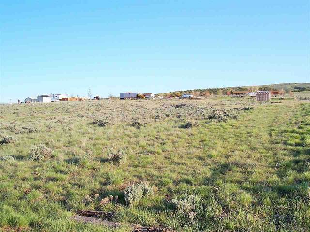 Lot 28 Sage Valley Subdivision, Thermopolis, WY 82443 (MLS #20152550) :: RE/MAX The Group