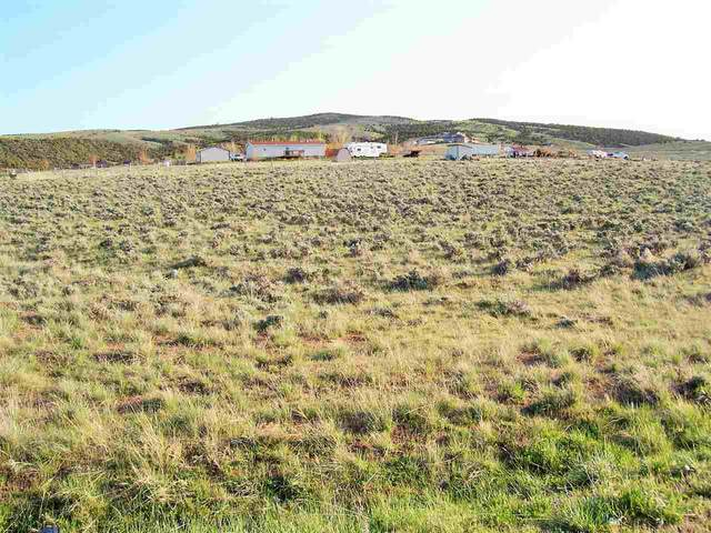 Lot 29 Sage Valley Subdivision, Thermopolis, WY 82443 (MLS #20152551) :: RE/MAX The Group