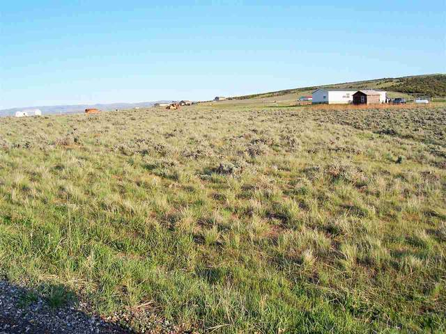 Lot 32 Sage Valley Subdivision Corner, Thermopolis, WY 82443 (MLS #20152552) :: RE/MAX The Group