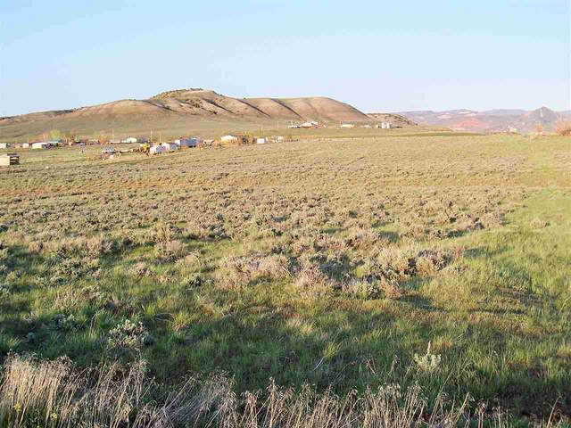 Lot 48 Sage Valley Subdivision Corner, Thermopolis, WY 82443 (MLS #20152561) :: RE/MAX The Group