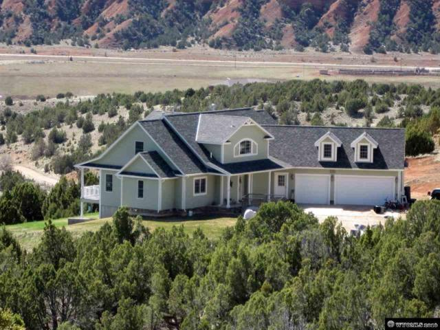 32 Paintbrush Dr., Ten Sleep, WY 82442 (MLS #20153267) :: Real Estate Leaders
