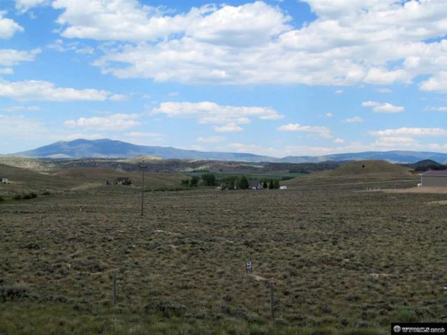 4 Block 3, Cow Creek Station, Saratoga, WY 82331 (MLS #20162750) :: RE/MAX Horizon Realty