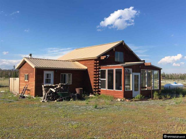 37 Open View Drive, Dubois, WY 82513 (MLS #20166399) :: RE/MAX The Group