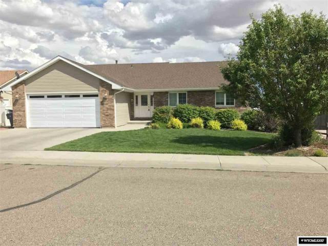 205 Bluebonnet Circle, Rock Springs, WY 82901 (MLS #20171823) :: Real Estate Leaders