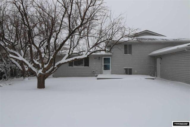 475 Ironwood, Green River, WY 82935 (MLS #20172887) :: Lisa Burridge & Associates Real Estate