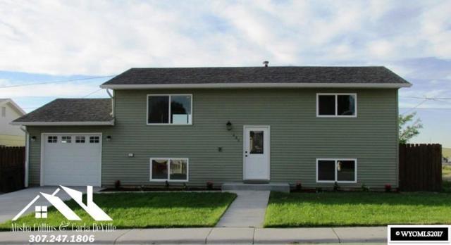 480 5th Street, Evansville, WY 82636 (MLS #20173848) :: Lisa Burridge & Associates Real Estate