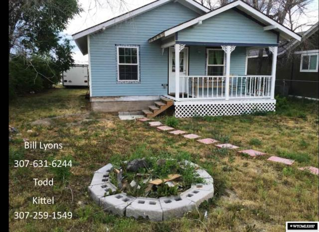 206 S Lincoln Avenue, Glendo, WY 82213 (MLS #20173972) :: RE/MAX The Group