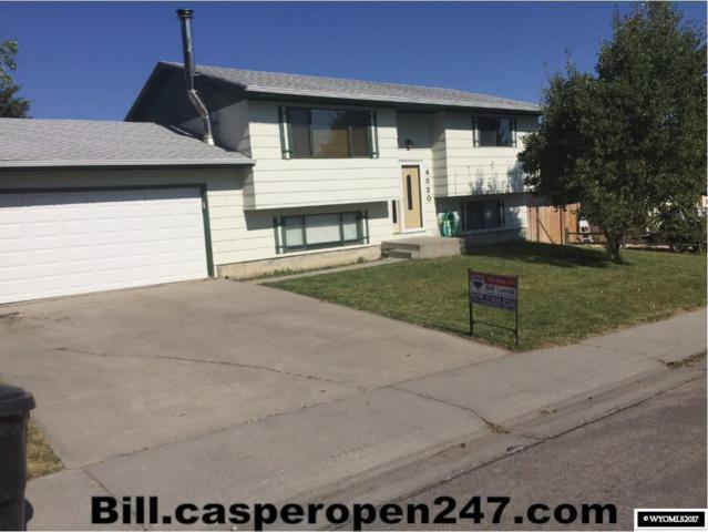 4820 S Elm, Casper, WY 82601 (MLS #20174426) :: RE/MAX The Group