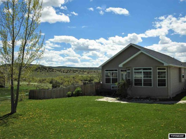 148 Rd 60, Ten Sleep, WY 82442 (MLS #20174898) :: Real Estate Leaders