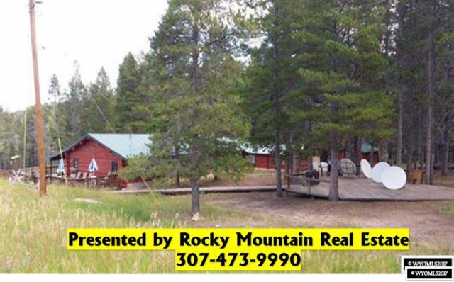 8455 Casper Mountain Road, Casper, WY 82601 (MLS #20175423) :: RE/MAX The Group